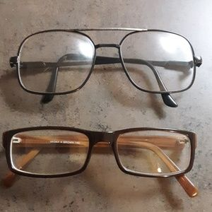 Other - Vintage 1980's/2000's eyeglasses W/ Rx